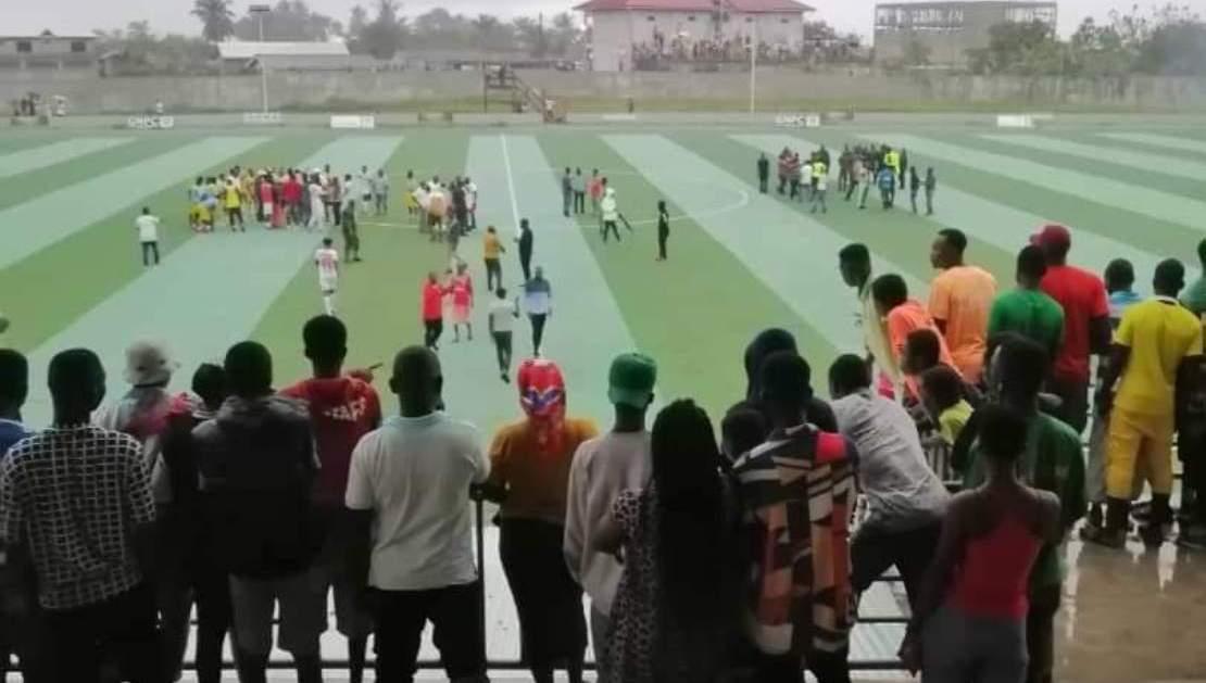 FEATURE: Venues aren't the problem, fans are - Jerome Otchere