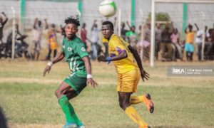 20/21 Ghana Premier League matchday 30: King Faisal fight to draw 1-1 with Medeama SC