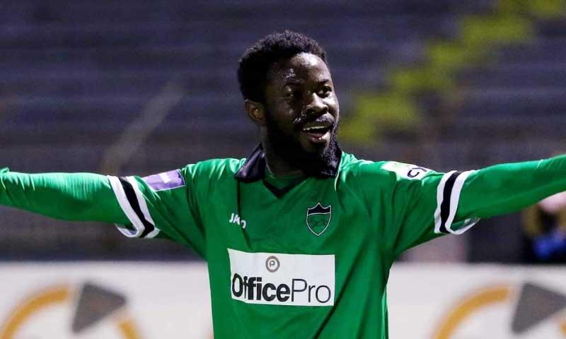 Olympiakos Nicosia midfielder Kingsley Sarfo tips Asante Kotoko to win 2020/21 GPL
