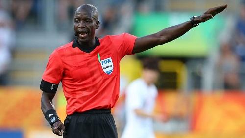 Douada Gueye to officiates Ghana Vs Ivory Coast friendly tie