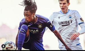 Three Ghanaian players set to feature for RSC Anderlecht next season