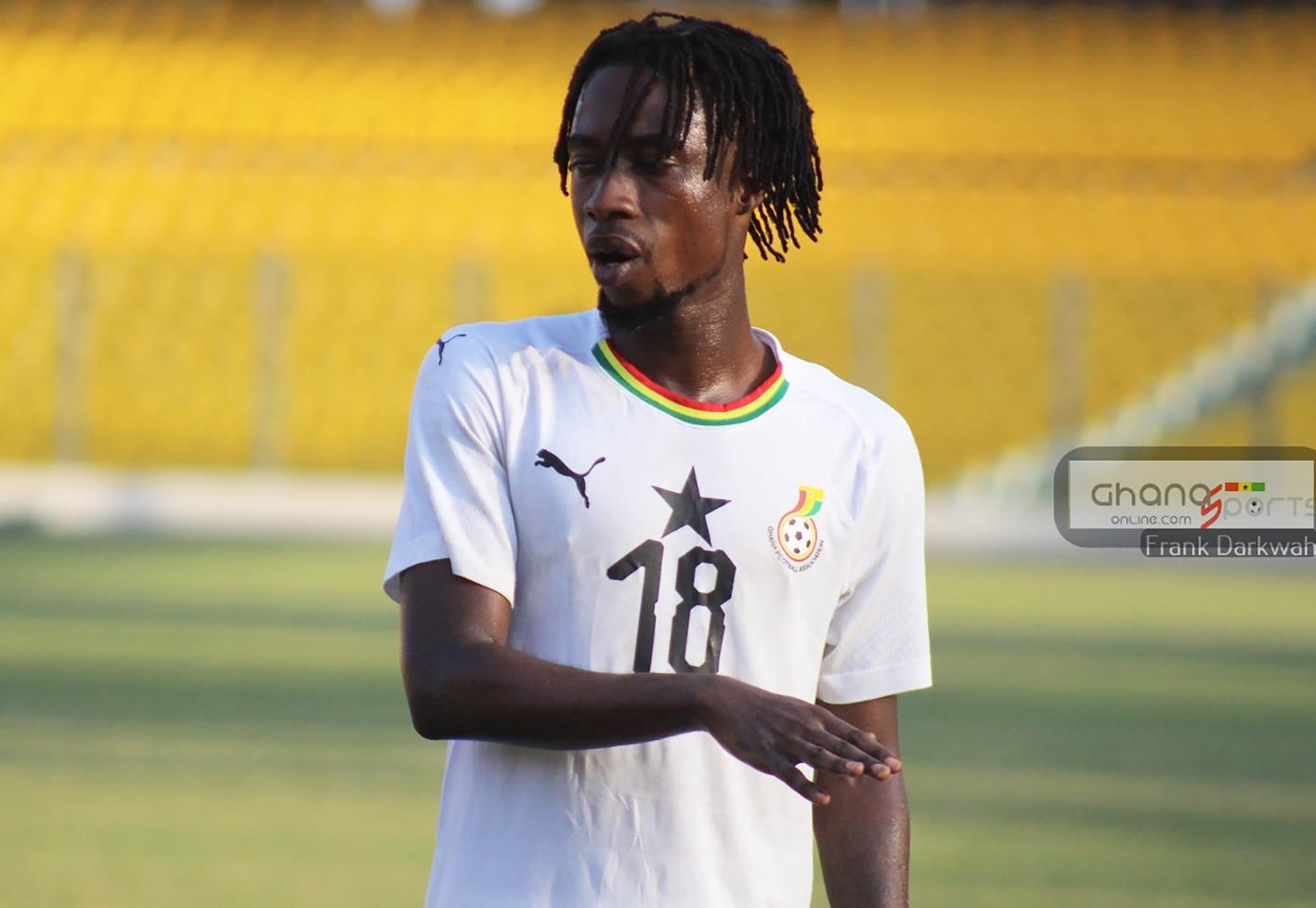 Belgians ginats Anderlecht sign Ghanaian midfielder Majeed Ashimeru on a four-year deal