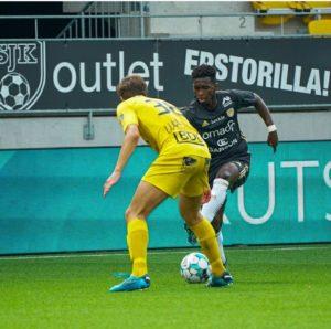 Talent Tavern: Five goals in seven games, Kingsley Ofori on a tear for SJK Akatemia in Finnish league