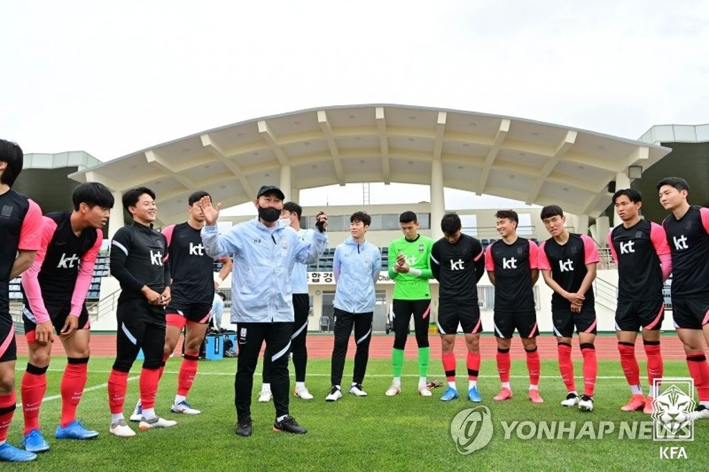 South Korean strikers Oh Se-hun and Cho Gue-sung vow to score against Ghana