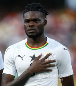 Winning Afcon with Ghana will be my biggest achievement - Thomas Partey