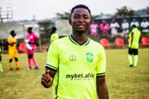 GPL: Winfred Dormon lauds Percious Boah's free-kick qualities