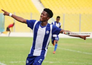 We will score Hearts of Oak at the Accra Sports Stadium - Great Olympics defender Ashie-Quaye