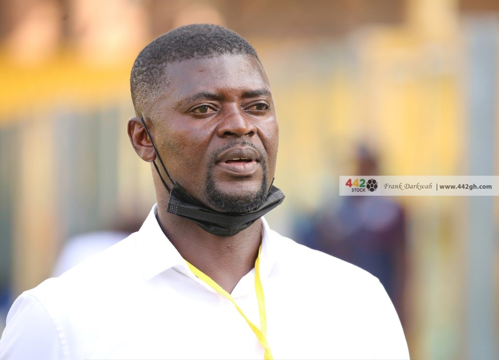 Annor Walker praises Samuel Boadu for transforming Hearts of Oak