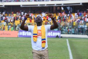 Proving doubters wrong motivated me to win GPL title - Samuel Boadu