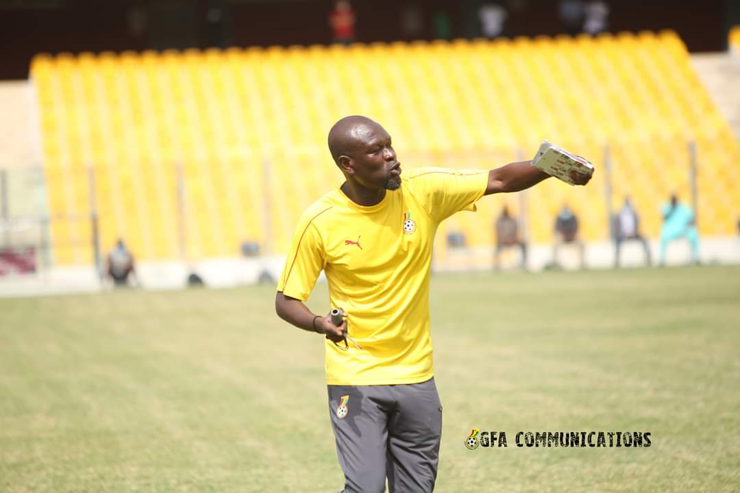 Our play pattern is gradually improving - Ghana coach CK Akonnor