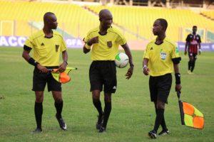 Ghana Premier League: Match officials for week 28 announced