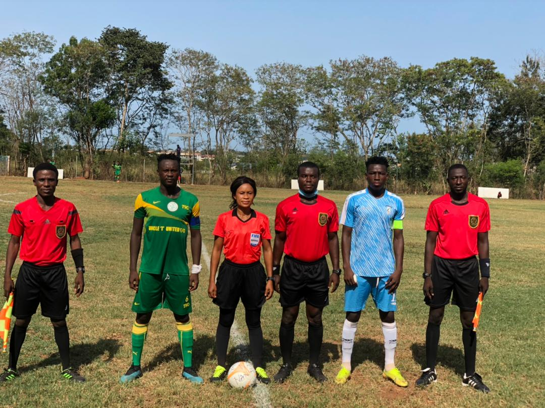 Division One League: Match officials for week 24 confirmed