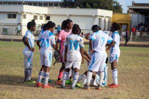 2020/21 Ghana Women's League round-up