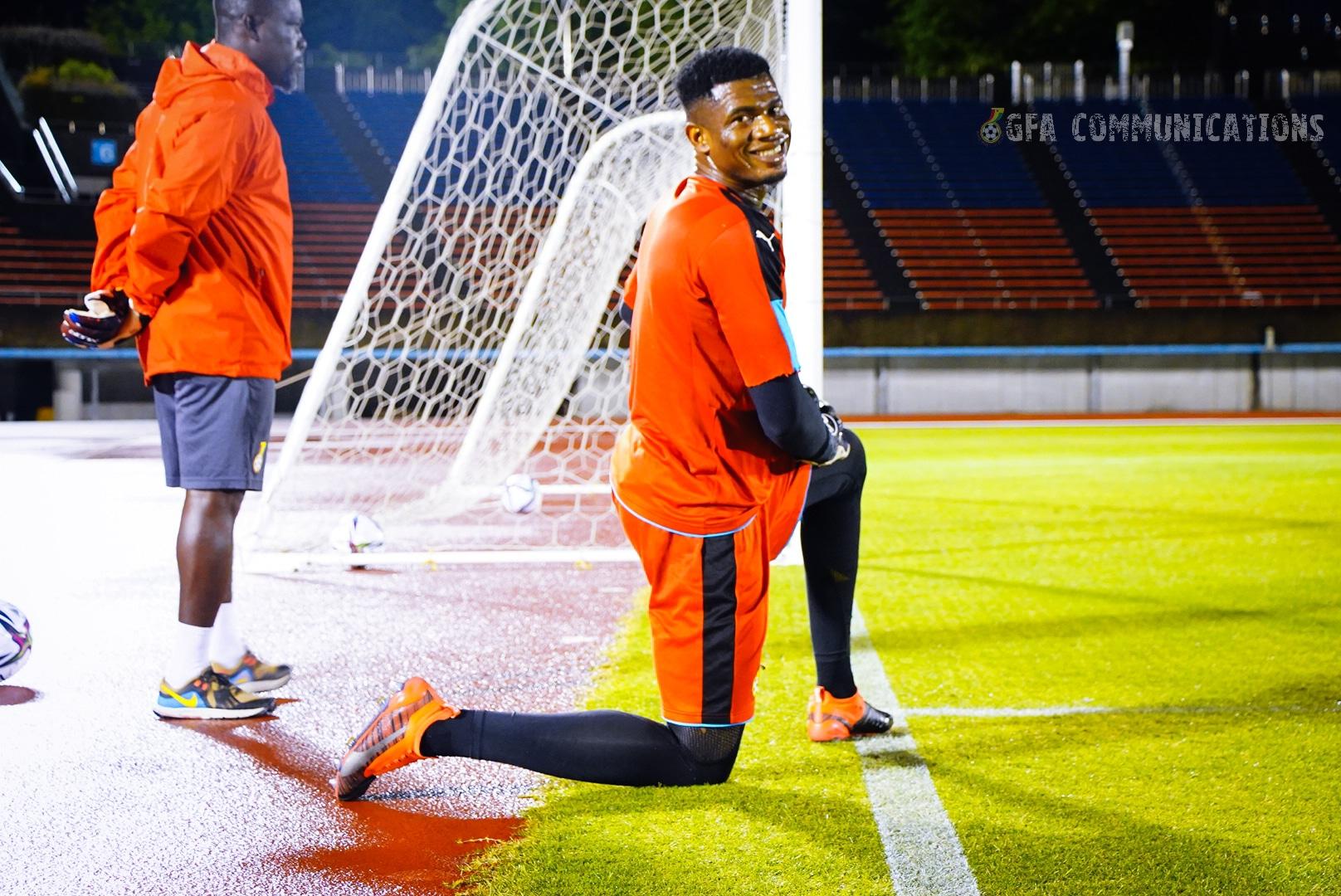 International friendly: Hearts of Oak goalkeeper Richmond Ayi cleared to face Japan