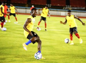 Meteors to begin training today on Friday ahead of friendlies against South Korea