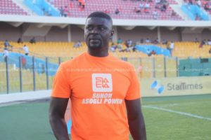 We will march on to beat Legon Cities - Hearts of Oak coach Samuel Boadu