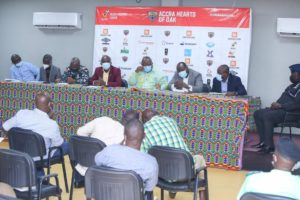 GPL: GFA, NSA, other stakeholders meet to strategize for super clash