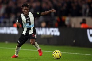 Championship side Huddersfield Town leading the race to sign free agent Christian Atsu