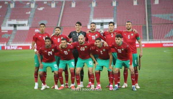 PHOTOS: Morocco beat Ghana 1-0 in Rabat - International Friendly
