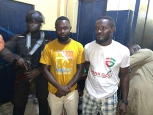 Two Karela United fans arrested for attacking Medeama players, five suspects on the run