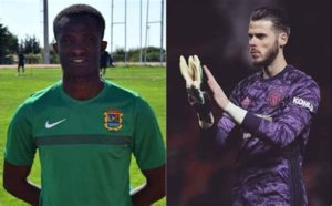 Baba Sule: former Ghana youth player and David De Gea's former driver