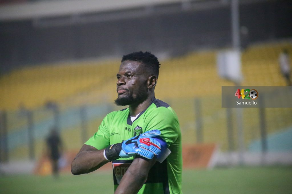 Fatau Dauda speaks out about Legon Cities mentality in the GPL