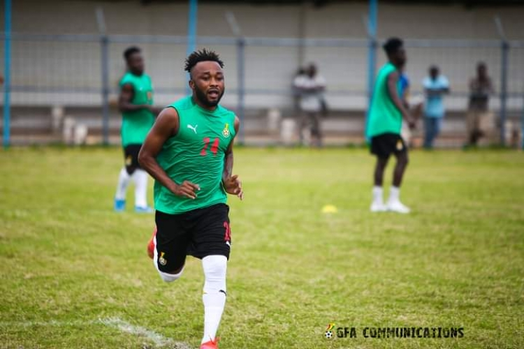 Gladson Awako has been declared fit for friendly against Ivory Coast