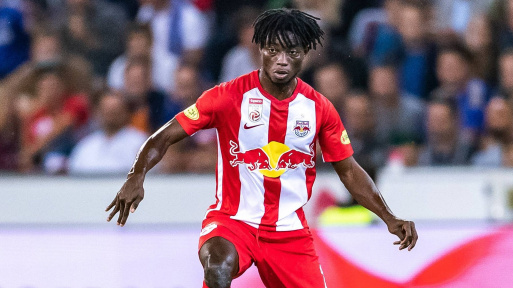 Ghana defender Gideon Mensah to part ways with RB Salzburg this summer - Reports