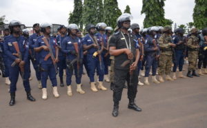 Police and Military to be deployed for Hearts of Oak Asante Kotoko tie on Sunday