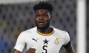 Ghana midfielder Thomas Partey among most valuable African players in the world