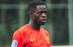 Kamaldeen Sulemana nets in FC Nordsjaelland impressive win over Royal Antwerp