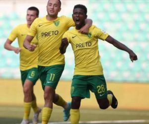 Ghana's Benson Anang scores in MSK Zilina win in UEFA Europa Conference League