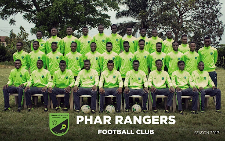 Phar Rangers demoted to fourth-tier league by GFA