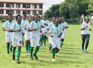 Hasaacas Ladies forward Aidoo steps up injury recovery ahead of WAFU Zone B Women's Championship