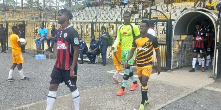 GFA releases list of players, officials of Ashgold and Inter Allies under investigation over betting scandal
