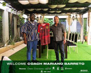 Nana Yaw Amponsah makes revelation about decision to appoint Mariano Barreto as Kotoko head coach