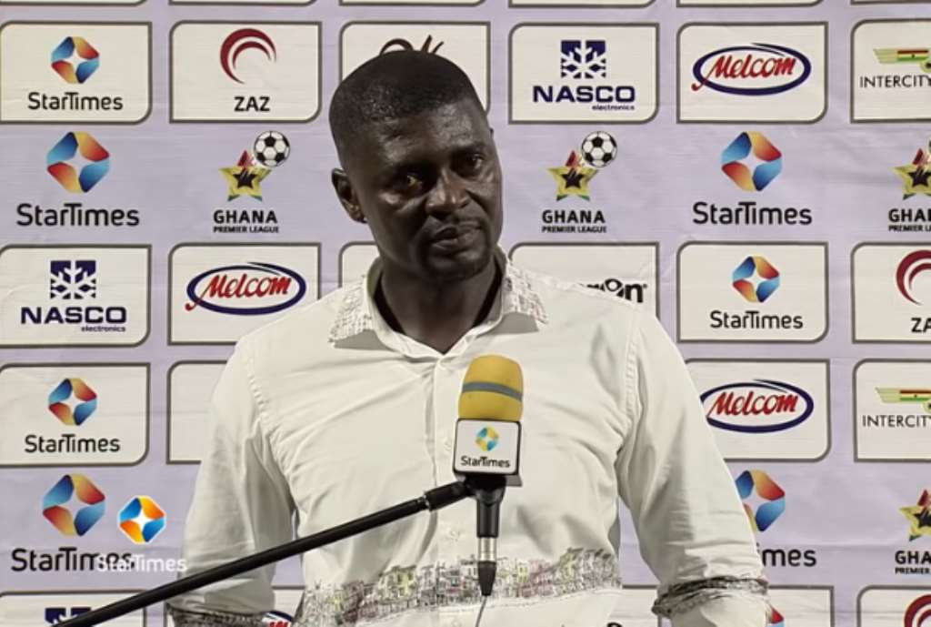 MTN FA Cup: It was just 'a normal match'- Hearts coach Samuel Boadu on beating Medeama