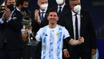 Lionel Scaloni reveals Lionel Messi played Copa America final with injury