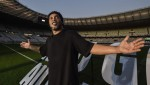 Ronaldinho stole the show in a Real Madrid vs Barcelona legends match