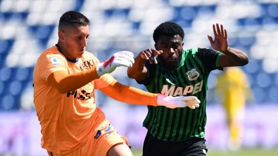 SERIE A - Atalanta showing interest in Sassuolo winger