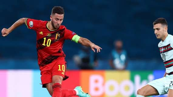 LIGA - Real Madrid turned down on Hazard handout offer