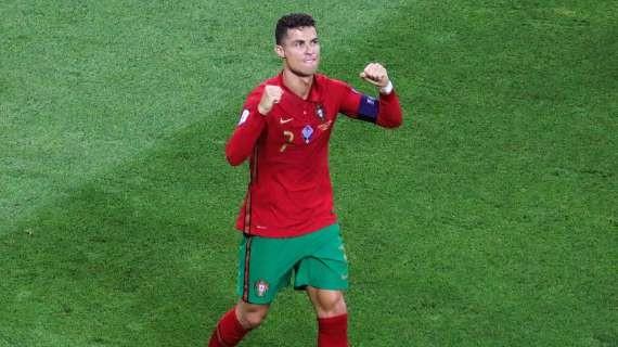 TRANSFERS - PSG pushing forward on Cristiano Ronaldo