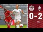 Loss in Gnabry comeback |Highlights FC Bayern vs. Borussia Mönchengladbach 0-2