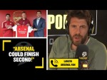 """""""ARSENAL COULD FINISH SECOND!"""" Arsenal fan Lakata believes they could finish in the top two!"""