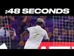 In Just 48 SECONDS Josef Martinez Stunned Orlando City