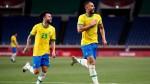 Holders Brazil beat Egypt to reach Olympic semis