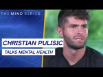 """""""Expressing how you feel to someone else can help so much""""   Pulisic opens up about mental health"""