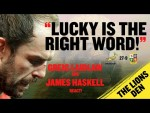 """""""LUCKY'S THE RIGHT WORD!"""" 👀 Greig Laidlaw & James Haskell on Springboks win   Lions' Den   Episode 3"""