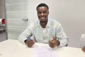 CK Akonnor's son Charles Jesaja Akonnor joins Belgian side KV Kortrijk on a three year deal