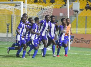 20/21 Ghana Premier League matchday 34: Great Olympics beat Dreams FC 2-1 in final game of the season